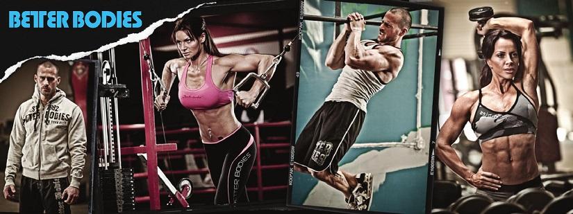 4fdc54d0ebd Better Bodies není jen značka oblečení a doplňků pro fitness - Better Bodies  je životní styl!