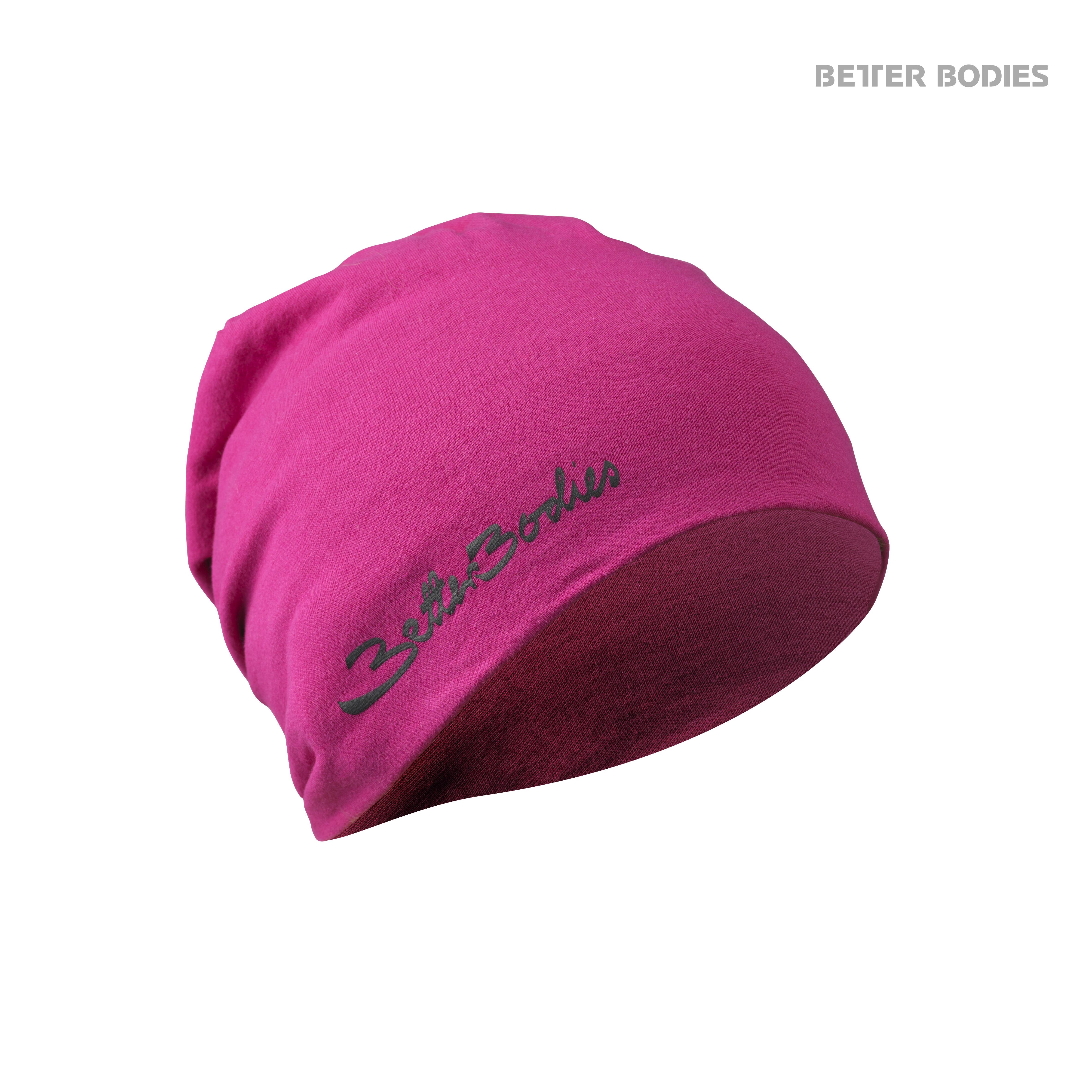 c0dc0caa23a Better Bodies WOMENS BEANIE HOT PINK – čepice Better Bodies růžová