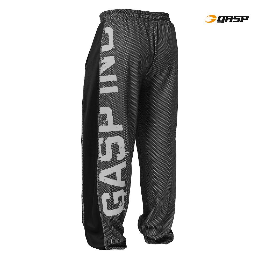 220593 GASP No1 Mesh Pant 100/% Polyester